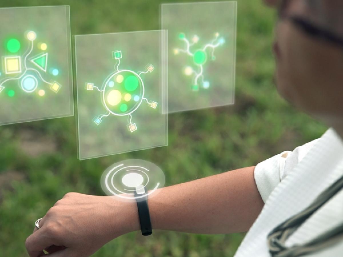 Вебинар серии «Ключ в наномиры» по теме: «Электронный нос, электронная кожа: от молекулы к сознанию»
