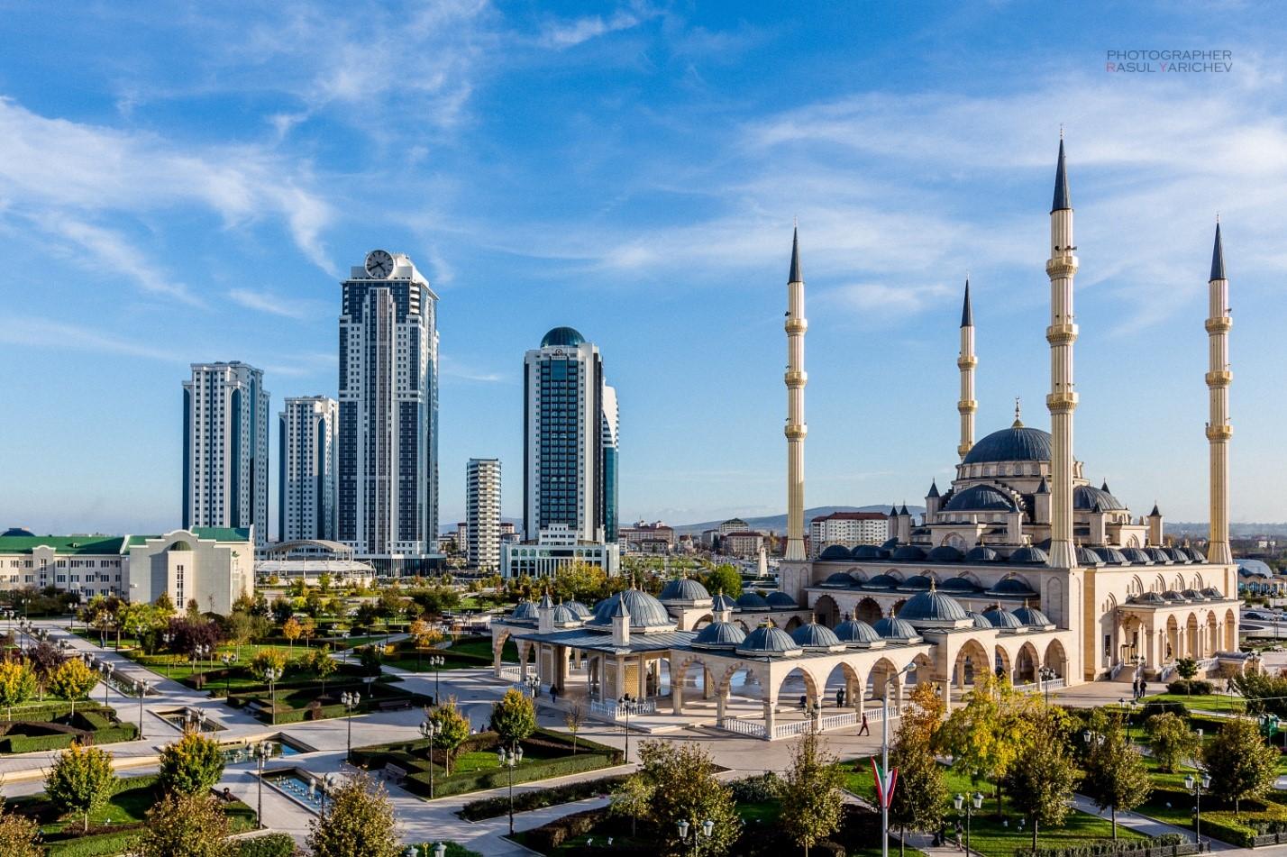 STEM -регион 2021 - Чеченская республика